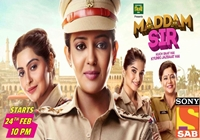 Maddam Sir 26th February 2021